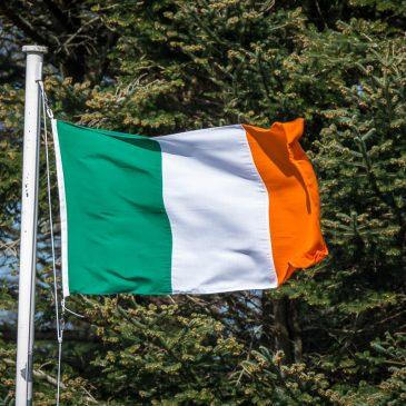 Irlands raue Küsten